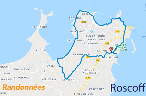 Footing Roscoff